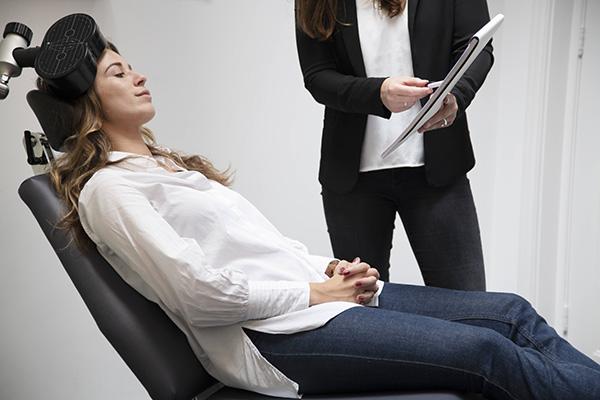 Neurowave rtms behandeling depressie